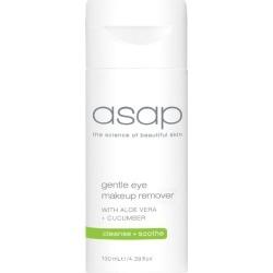ASAP Gentle Eye Makeup Remover with Aloe Vera + Cucumber - 130ml