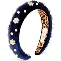 Alice & Blair Aurora Royal Blue Headband - Blue found on Makeup Collection from Oxygen Boutique for GBP 74.14
