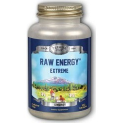 Raw Energy Extreme 200 Caps by Premier One