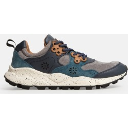 Flower Mountain Yamano 2 Trainer (2015293010C06) - Grey/Black/Blue found on MODAPINS from Article for USD $218.57