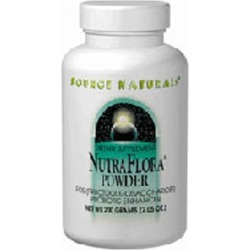 Nutraflora Fos Powder by Source Naturals found on Bargain Bro India from Herbspro for $25.98