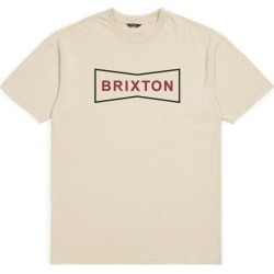 Brixton Wedge II Short Sleeve Standard Tee - Men's found on MODAPINS from The Last Hunt for USD $13.75