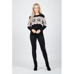 Fairisle Knitted Jumper found on Bargain Bro UK from Izabel London UK