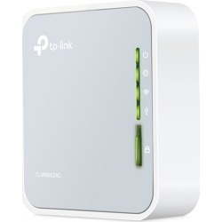 TP-Link TL-WR902AC AC750 Wireless Travel Router found on Bargain Bro India from Simply Wholesale for $54.30