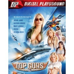 Digital Playground Top Guns (3 Disc) 2 DVD + 1 Blu-Ray Combo Pack found on Bargain Bro India from Hustler Hollywood for $49.99