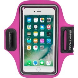 Nathan StrideSport Armband Packs & Carriers Very Berry found on Bargain Bro India from Holabird Sports for $14.95