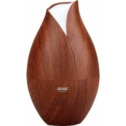 Ultrasonic Faux Wood Grain Diffuser 1 Count by Now Foods found on Bargain Bro India from Herbspro for $49.99