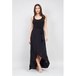 Wrap Maxi Skirt found on Bargain Bro UK from Izabel London UK