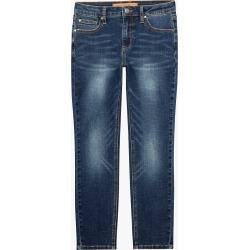 Joe's Jeans Brixton Stretch Denim Jeans (Little Boys) in Norton Wash/Dark Indigo | Size 6 | Cotton/Spandex found on MODAPINS from JOE's Jeans for USD $45.00