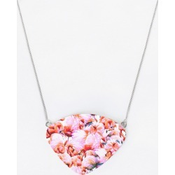 Oversized Statement Pendant - Dream Of Pink Flamingos by Always Seek Original Artist found on Bargain Bro India from SHOPVIDA for $50.00