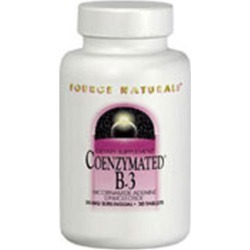 Coenzymated B-3 Sublingual 60 Tabs by Source Naturals found on Bargain Bro India from Herbspro for $25.50