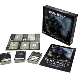 Official Dark Souls The Card Game Forgotten Paths Expansion found on Bargain Bro UK from yellow bulldog