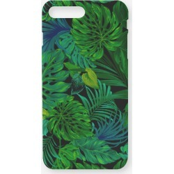 iPhone Case - Fancy Tropical Floral in Green by VIDA Original Artist