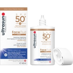 Ultrasun Face Fluid SPF 50+ Tinted Honey found on Makeup Collection from Face the Future for GBP 28.78