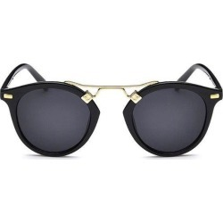Costbuys  Men Women Famous Brand Designer Round Brazil Hot Sunglasses Mirror Sun Glasses Male Female Shades UV400 Shop online Sm found on Bargain Bro India from cost buys for $65.10