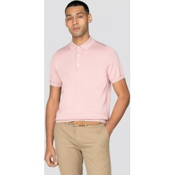 Ben Sherman Short Sleeve Knitted Polo - Men's found on MODAPINS from The Last Hunt for USD $42.38