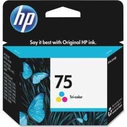 HP 75 tri color -Ink Original OEM Single pack (CB337WN) found on Bargain Bro India from Quest 4 Toner for $26.79