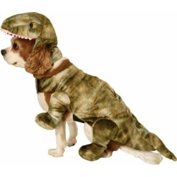 Plush Dinosaur Pet Costume found on Bargain Bro Philippines from Toynk Toys for $12.99