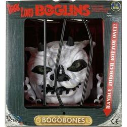 Official Boglins Hand Puppet Dark Lord Bog O Bones (Glow In The Dark) found on Bargain Bro UK from yellow bulldog