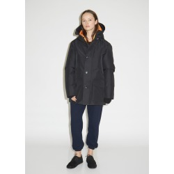 Woolrich 3 in 1 Spring Arctic Parka Off Black Size: Small