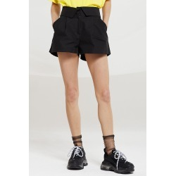 PAIGE FOLD-OVER WAIST SHORTS found on Bargain Bro Philippines from jae. co., ltd for $58.90