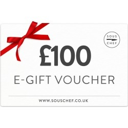 Sous Chef Gift Voucher - £100.00 found on Bargain Bro UK from Sous Chef