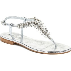 Emanuela Caruso Sandals Silver found on MODAPINS from Baltini for USD $506.00