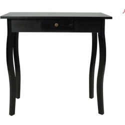 Cottage Style Table - Black found on Bargain Bro India from Simply Wholesale for $88.89