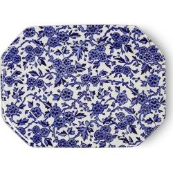 Blue Arden Rectangular Platter 25cm/10
