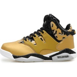 Costbuys  Basketball Shoes Air Athletic Sports Shoes Basketball Training Boots Retro Shoes Men Sneakers - 2 / 8.5