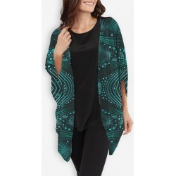 Cocoon Wrap - Ancient Forest by VIDA Original Artist found on Bargain Bro India from SHOPVIDA for $110.00