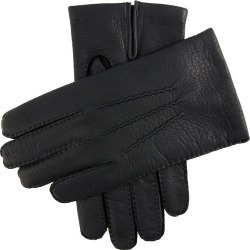 Dents Men's Cashmere Lined Deerskin Gloves In Navy Size 9.5 found on Bargain Bro UK from Dents