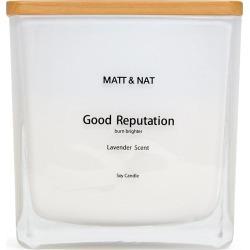 Matt & Nat Goodreplg Soy Candle, White found on Bargain Bro India from Matt & Nat for $52.00