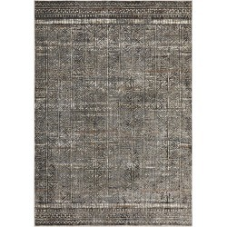 Jezebel Fluid Evening Modern Grey Rug found on Bargain Bro Philippines from Simply Wholesale for $231.69