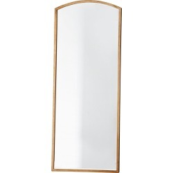 Spirit Tall Mirror Antique Gold found on Bargain Bro India from interiors online AU for $293.27