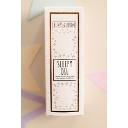 Bumps and Bloom Sleepy Oil found on Bargain Bro UK from Oxygen Boutique