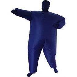 Feeling Blue Inflatable Costume