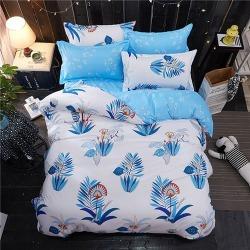 Costbuys Summer Fruits Bedding set Orange Cactus duvet cover set BIg Ben flat sheet Pisa tower jogo de cama bed linen heart duv