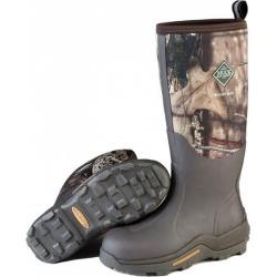 Men's Woody Max Mossy Oak Boot in Grey Mini | 6 | The Original Muck Boot Company