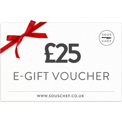 Sous Chef Gift Voucher - £25.00 found on Bargain Bro UK from Sous Chef
