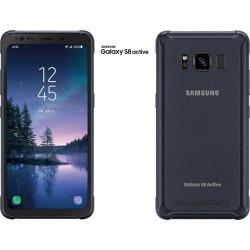 Samsung Galaxy S8 Active 64GB Unlocked GSM Smartphone - Black