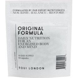 Equi London Original Formula Capsules 10 Day Supply - 60 capsules found on Makeup Collection from Oxygen Boutique for GBP 16.63