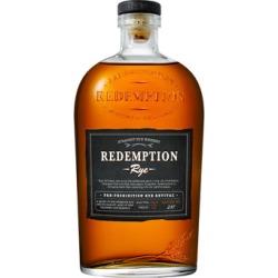Redemption Rye Whiskey