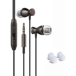 Costbuys  In-Ear Earphone Headset In-line Control Magnetic Clarity Stereo Sound With Mic Earphones For iPhone Mobile Phone MP3 M