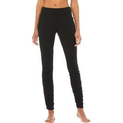 Alo Yoga Solar Sweatpant - Black - Size M - Micro French Terry/Modal