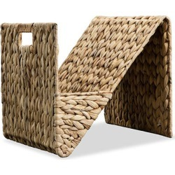 Magazine Holder 31 X 31 X 31 Cm Water Hyacinth found on Bargain Bro Philippines from Simply Wholesale for $54.96