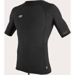 O'Neill Premium Skins S/S Rash Guard Men's Black,
