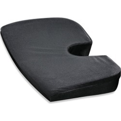 ContourSit Car Cushion by Relax The Back Black found on Bargain Bro India from Relax The Back for $49.00