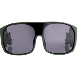 Jeremy Scott Army Sunglasses in Black found on MODAPINS from Linda Farrow for USD $287.31
