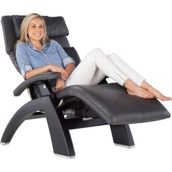 Human Touch Perfect Chair PC-Live Black / Dark Walnut found on Bargain Bro India from Relax The Back for $3999.00